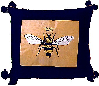a1 queen bee pillow